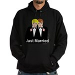 Gay Wedding Hoodie (dark)