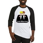 Gay Wedding Baseball Jersey