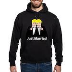 Gay Wedding Hoodie (dark)