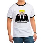 Gay Wedding Ringer T