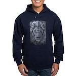 Bold Lion Hoodie (dark)