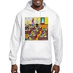 The Rat Race Hooded Sweatshirt