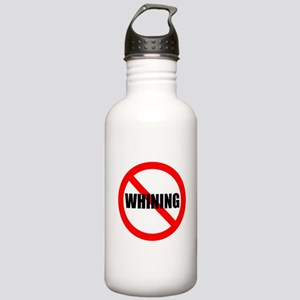 No Whining Stainless Water Bottle 1.0L