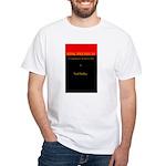 riskpremium White T-Shirt