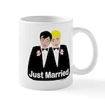 Gay Wedding Mug