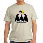 Gay Wedding Light T-Shirt