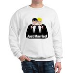 Gay Wedding Sweatshirt