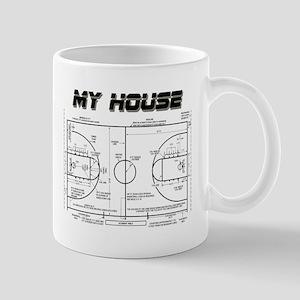 Basketball House Mug