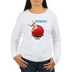 Wipeout Women's Long Sleeve T-Shirt