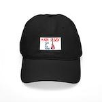 Mark Steven Black Cap
