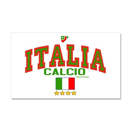 Italia Calcio/Italy Soccer/Football Car Magnet 20