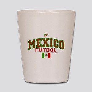 Mexico Futbol/Soccer Shot Glass
