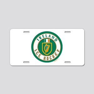IE Ireland(Eire/Erin) Hockey Aluminum License Plat