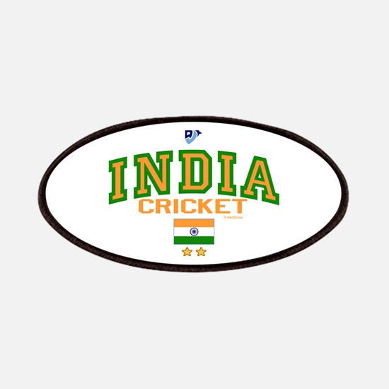 IN India Indian Cricket Patches
