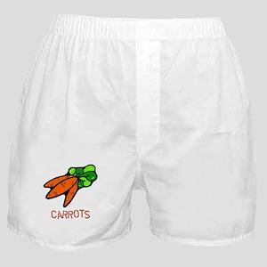 Twin Set -- Carrots Boxer Shorts