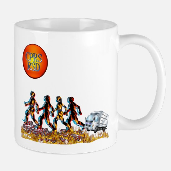 CRPS/RSD When You Stop Getting Back Up Mug