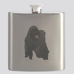 SILVER IN SHADES Flask