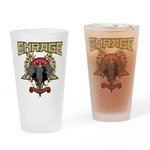 Elephant Size Drinking Glass !