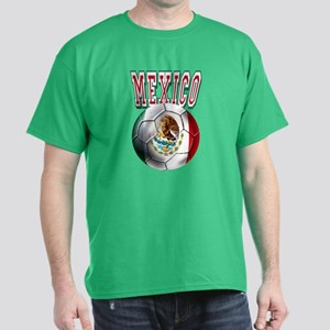 Futbol Mexicano Dark T-Shirt