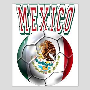 Futbol Mexicano Small Poster
