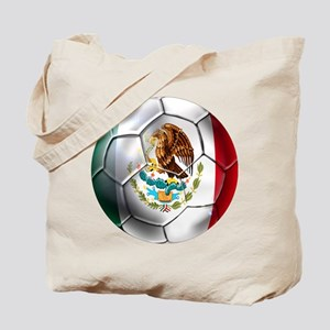 Futbol Mexicano Tote Bag