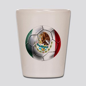 Futbol Mexicano Shot Glass