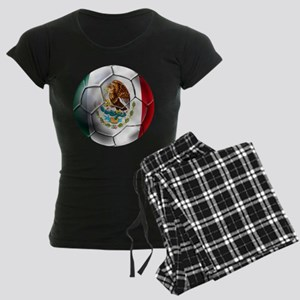 Futbol Mexicano Women's Dark Pajamas