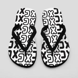XC Cross Country Flip Flops
