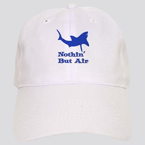 Leaping Great White Cap