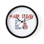 Mark Steven Wall Clock