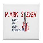Mark Steven Tile Coaster