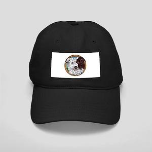 Skeeter's Redhead Black Cap