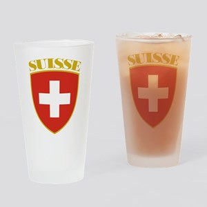 Suisse Drinking Glass
