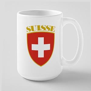 Suisse Large Mug