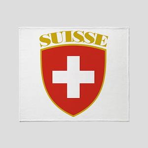 Suisse Throw Blanket