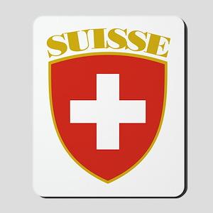 Suisse Mousepad