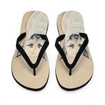 Chinook (Pointed Ears) Flip Flops