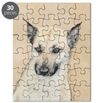 Chinook (Pointed Ears) Puzzle