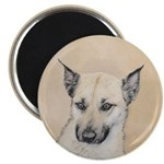 Chinook (Pointed Ears) Magnet