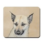 Chinook (Pointed Ears) Mousepad
