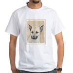Chinook (Pointed Ears) White T-Shirt
