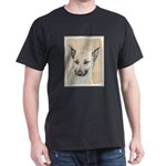 Chinook (Pointed Ears) Dark T-Shirt