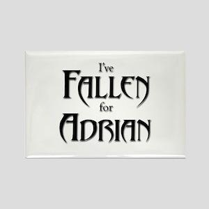 I've Fallen for Adrian Rectangle Magnet