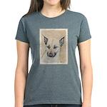 Chinook (Pointed Ears) Women's Dark T-Shirt
