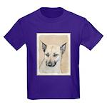 Chinook (Pointed Ears) Kids Dark T-Shirt