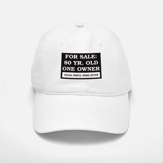 For Sale 80 year old Baseball Baseball Cap
