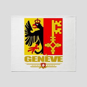 Geneve/Geneva Throw Blanket