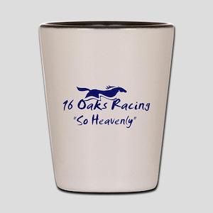 16 Oaks Shot Glass