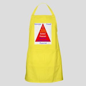 Georgia Food Pyramid Apron