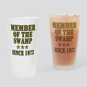 Swamp Member Drinking Glass